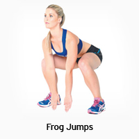 Frog-Jumps
