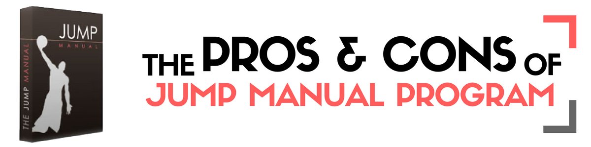 pros and cons of The Jump Manual program